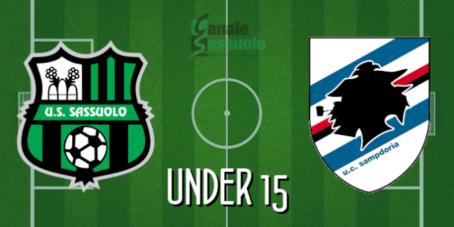 Diretta Under 15 Sassuolo-Sampdoria