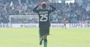 UFFICIALE: Berardi rinnova fino al 2024 con il Sassuolo
