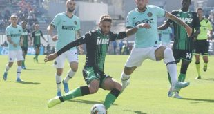 Serie A, le probabili formazioni di Sassuolo-Inter: ancora out Caputo, Berardi c'è