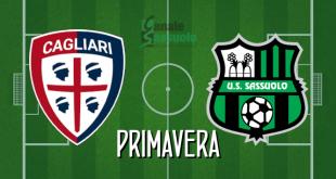 Diretta Primavera Cagliari-Sassuolo