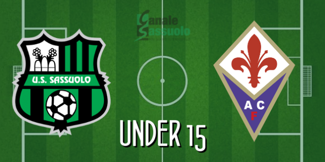 Diretta Under 15 Sassuolo-Fiorentina