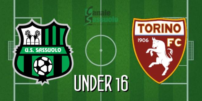 Diretta Under 16 Sassuolo-Torino