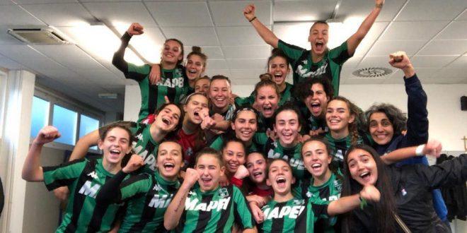 Doppietta di Silvia Zanni e il Sassuolo Femminile vince contro l'Inter Femminile