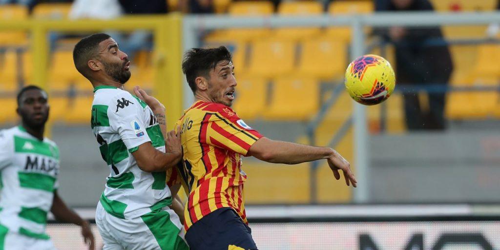 Gregoire Defrel, Lecce-Sassuolo 2-2
