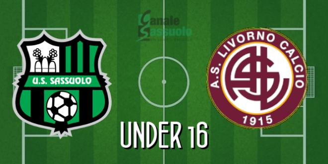 Diretta Under 16 Sassuolo-Livorno