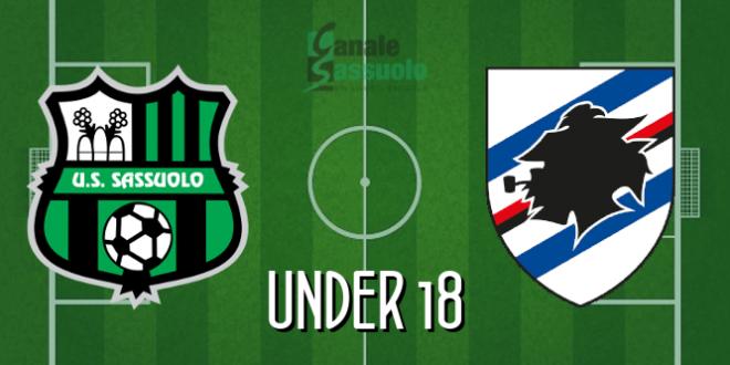 Diretta Under 18 Sassuolo-Sampdoria