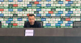 """De Zerbi prima di Sassuolo-Cagliari: """"Loro forti, ma da noi non mancano qualità importanti"""""""