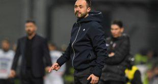 """De Zerbi in vista di Lazio-Sassuolo: """"Il Bologna è già archiviato, a Roma tante rotazioni"""""""