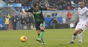 I numeri di Sassuolo-Cagliari 2-2: quando la beffa diventa cronica