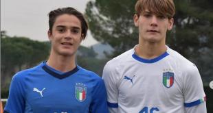 Claudio Parlato e Francesco Corradini