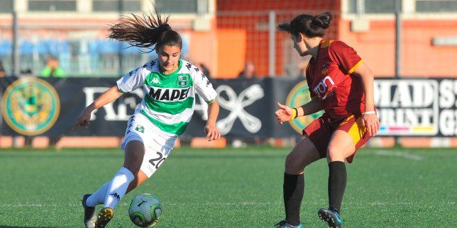 Coppa Italia Femminile: Roma-Sassuolo 0-5, che vittoria delle ragazze di mister Piovani