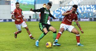 Sassuolo-Perugia 1-2: 45 minuti di vacanza ci costano l'addio alla Coppa Italia