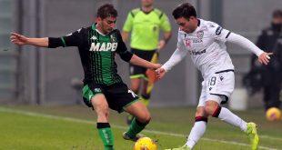 Diretta Sassuolo-Cagliari 0-0 LIVE