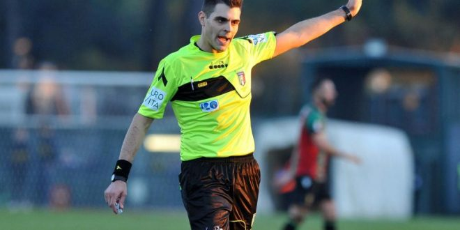 arbitro Roma Sassuolo