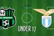 DIRETTA Under 17 Sassuolo-Lazio 0-0