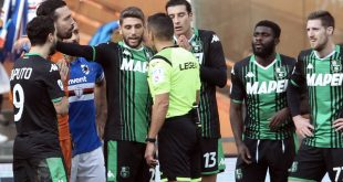 I numeri di Sampdoria-Sassuolo 0-0: prova di carattere con un uomo in meno e difesa ai minimi termini