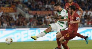 Focus on Roma-Sassuolo: precedenti, curiosità, statistiche, quote scommesse e gli highlights dell'ultima volta
