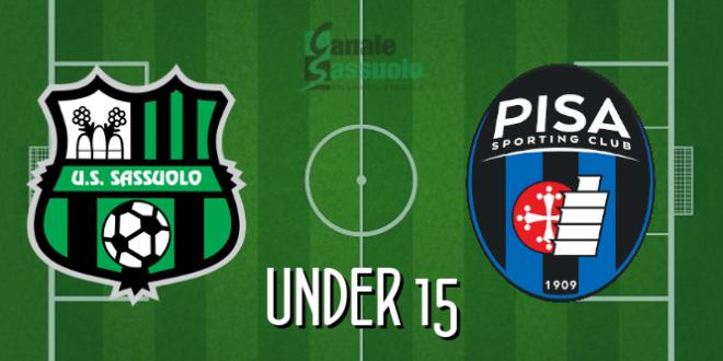 Diretta Under 15 Sassuolo-Pisa