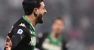 """Francesco Caputo al termine di Sassuolo-Lecce 4-2: """"Adesso vogliamo divertirci"""""""
