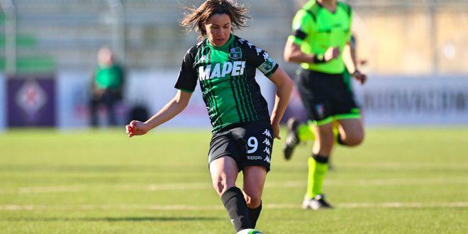 Seconda sconfitta di fila per il Sassuolo Femminile: battuto in casa dalla Roma per 0-1