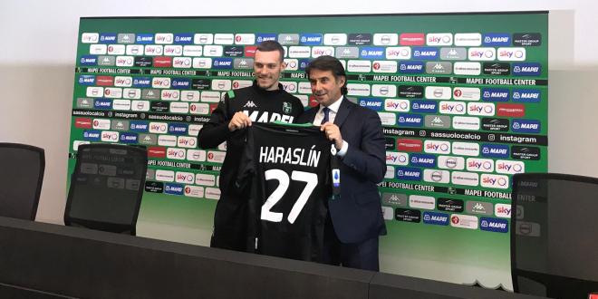 Lukas Haraslin