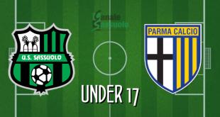 Diretta Under 17 Sassuolo-Parma