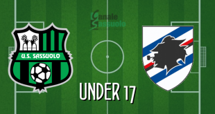 Diretta Under 17 Sassuolo-Sampdoria