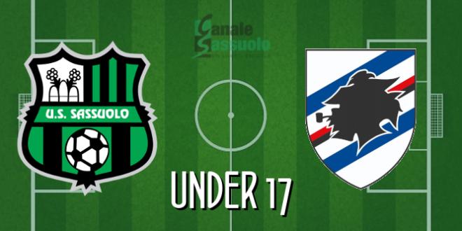 FINALE Under 17 Sassuolo-Sampdoria 0-0: pareggio a reti bianche
