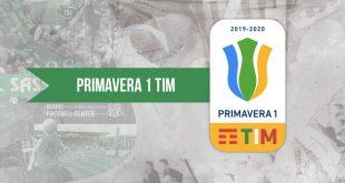 Campionato Primavera 1, Sassuolo Primavera