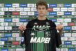 Il giovane neroverde Stefano Piccinini firma il contratto da professionista: le sue parole