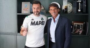 UFFICIALE: Roberto De Zerbi e il Sassuolo, avanti per il terzo anno!