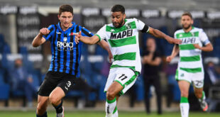 Atalanta-Sassuolo in tv