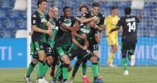 Sassuolo: sorteggiato il tabellone della Coppa Italia, possibile quarto con la Juventus