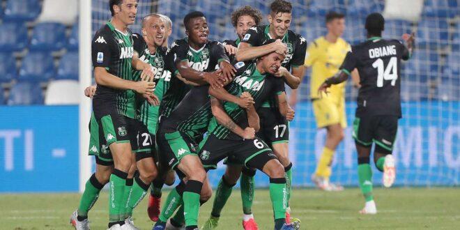 Sassuolo-Hellas Verona 3-3