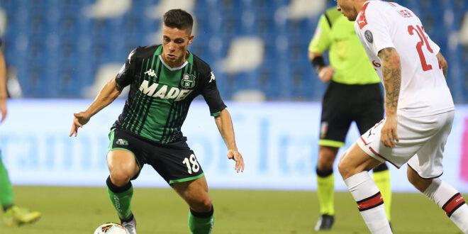 Giacomo Raspadori vs Milan