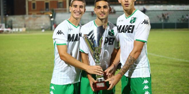 Giacomo Manzari, Alessandro Ahmetaj e Andrei Marginean