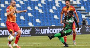 Sassuolo-Lecce 4-2: vittoria preziosa e salvezza in cassaforte, ma quanta sofferenza