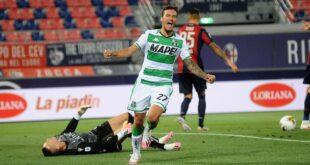 Le pagelle di Bologna-Sassuolo 1-2: dominio assoluto, poi l'ombra della beffa