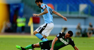 VIDEO – Gli highlights di Lazio-Sassuolo 1-2