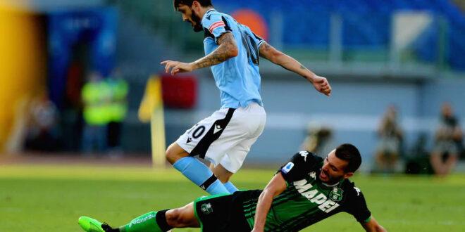 lazio-sassuolo 1-2 highlights