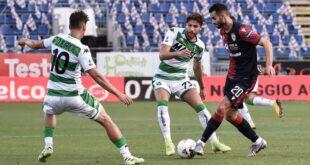 Serie A, le probabili formazioni di Cagliari-Sassuolo: in dubbio Defrel, Boga dall'inizio