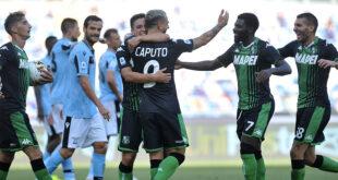 I numeri di Lazio-Sassuolo 1-2: Raspadori, non c'è solo il gol fatto