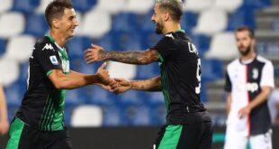 Sassuolo: anticipi e posticipi delle prime quattro giornate di Serie A