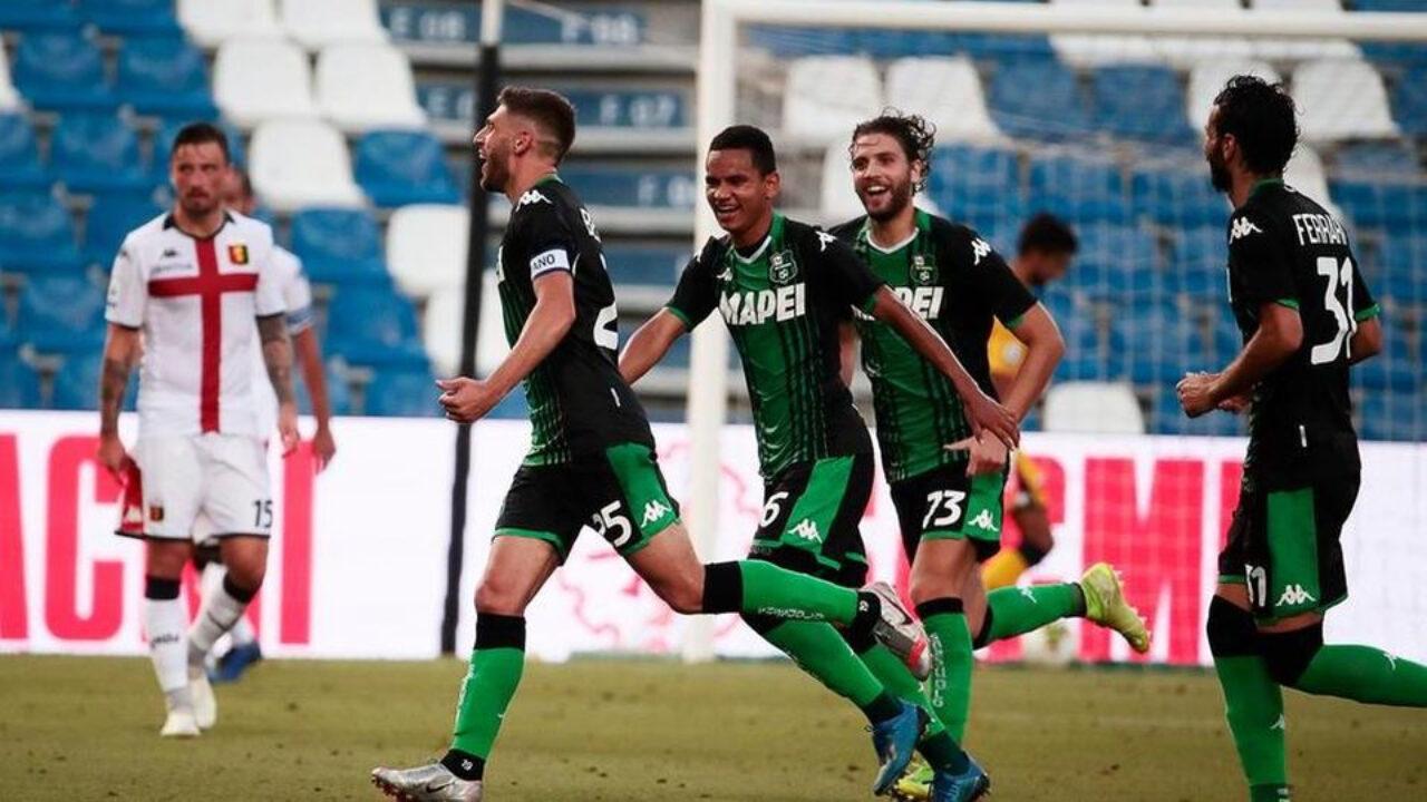 Serie A Il Calendario 2020 21 Del Sassuolo Si Parte Con Il Cagliari La Lazio All Ultima Canale Sassuolo