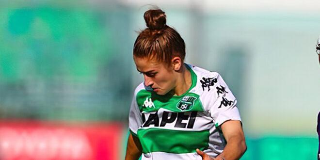 Sassuolo Calcio Femminile: Valeria Monterubbiano rinnova fino al 2022