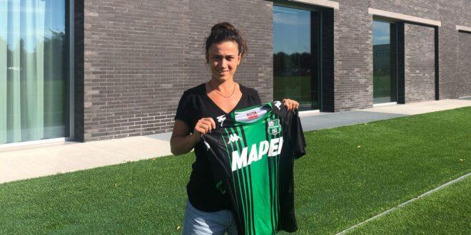Calciomercato Sassuolo Femminile: Ufficiale l'ingaggio di Valeria Pirone