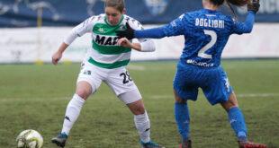 Silvia Zanni vs Empoli Femminile