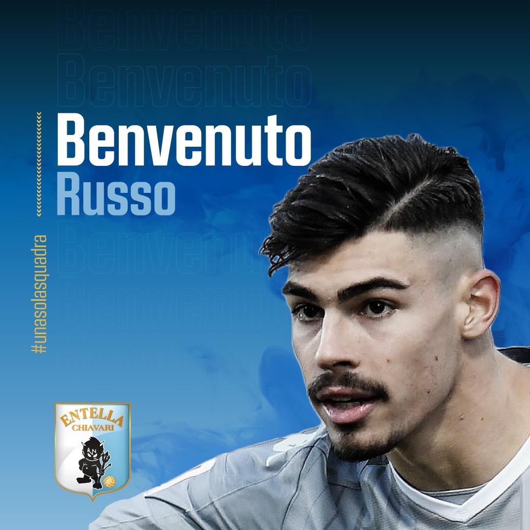 Alessandro Russo Virtus Entella