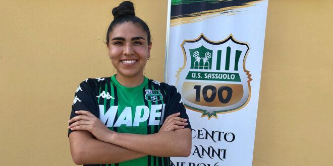 UFFICIALE – Estefania Fuentes Del Razo firma con il Sassuolo Femminile