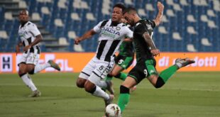 video highlights sassuolo-udinese 0-1